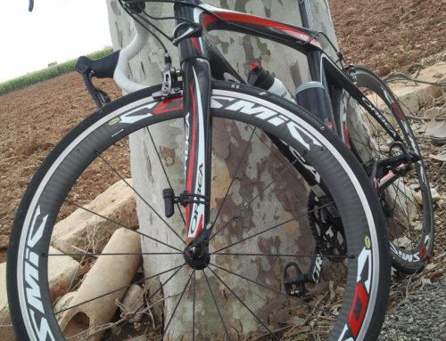 Rotulación bicicleta