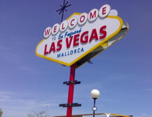Rótulo Las Vegas
